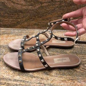 Valentino Rockstud Caged Sandal 6mm